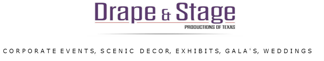 Drape & Stage Productions logo